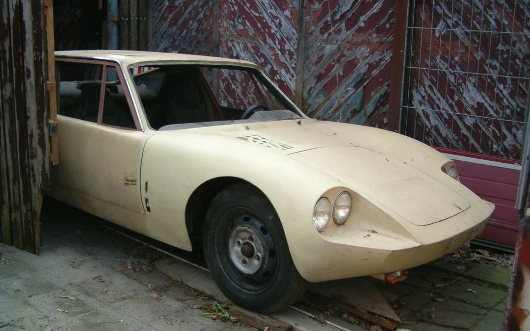 Volkswagen Bonito prototype 1 bj 1968