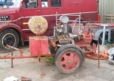 Bikkers Brandweerpomp jaren 1960/1970