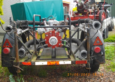 Rotax Brandweerpomp